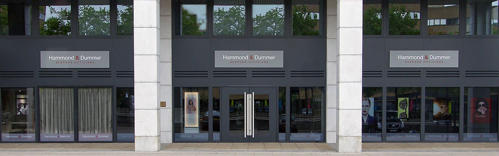 Hammond & Dummer opticians