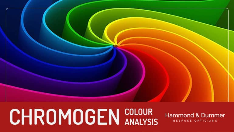 Chromogen colour analysis