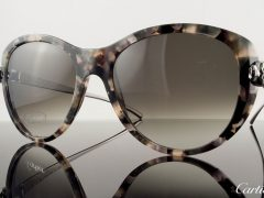 Cartier sun glasses for women
